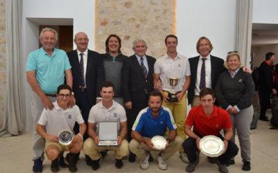 Joseba Torres el mejor vasco en la Copa Baleares 2018