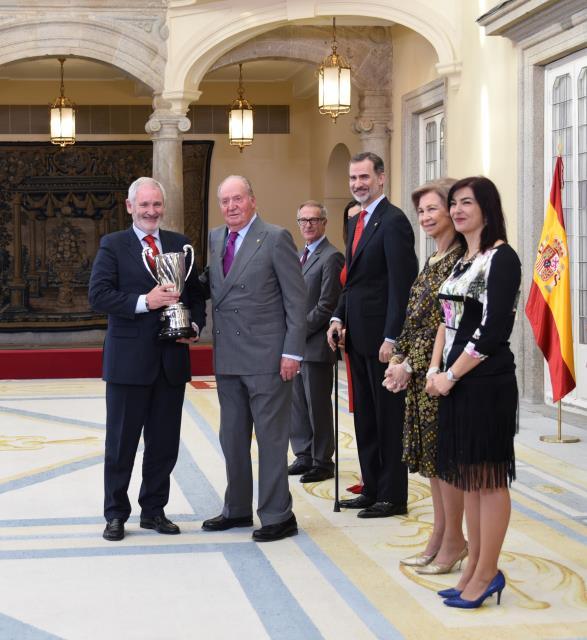 Los Premios Nacionales del Deporte reconocen la irrupción en el profesionalismo de Jon Rahm