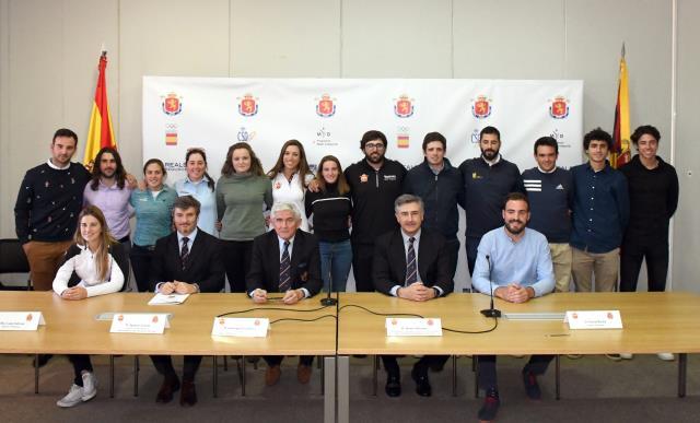 El Programa Pro Spain Team cumple una década de apoyo al golf profesional español