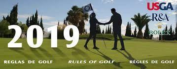 Charla nuevas reglas de golf en Vizcaya