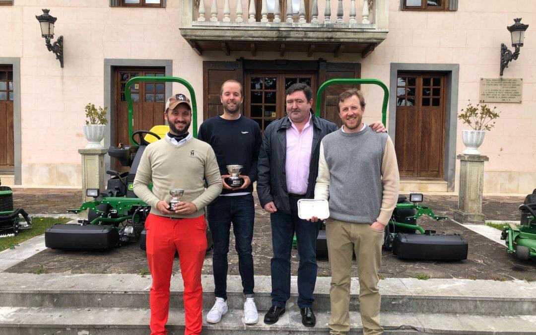 Iñigo Sinde Campeón del País Vasco Mid Amateur 2019