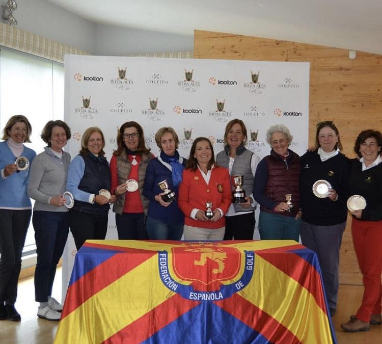 Lourdes Barbeito subcampeona del Gran Premio Nacional Senior Femenino