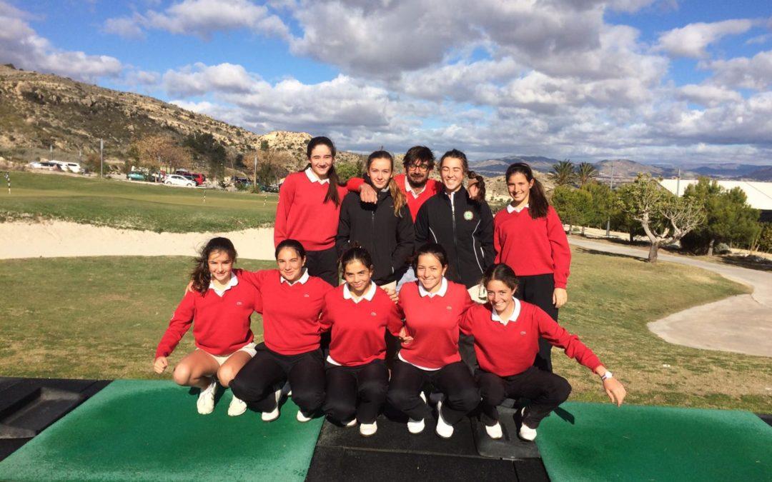 Una docena de jugadoras vascas presentes en el Campeonato de España Sub-18 Femenino