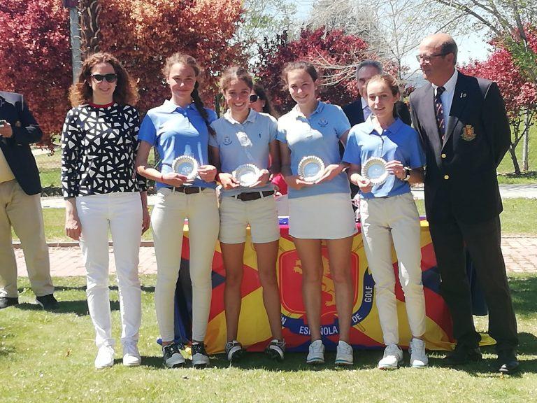 Tercer puesto para Basozabal en el Campeonato de España Interclubs Femenino