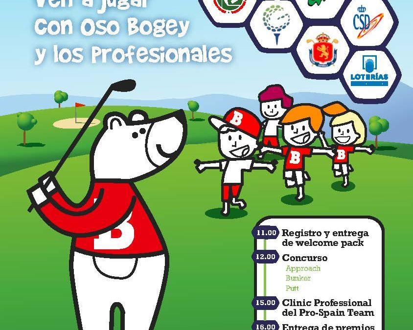 Vuelve el OSO BOGEY al país vasco, con la celebración del Challenge de Izki