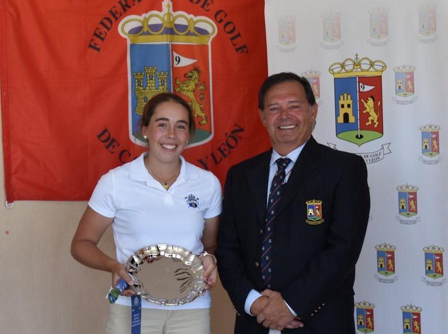 Nueva victoria de Nieves Martin en la Copa de Castilla y León Femenina 2019