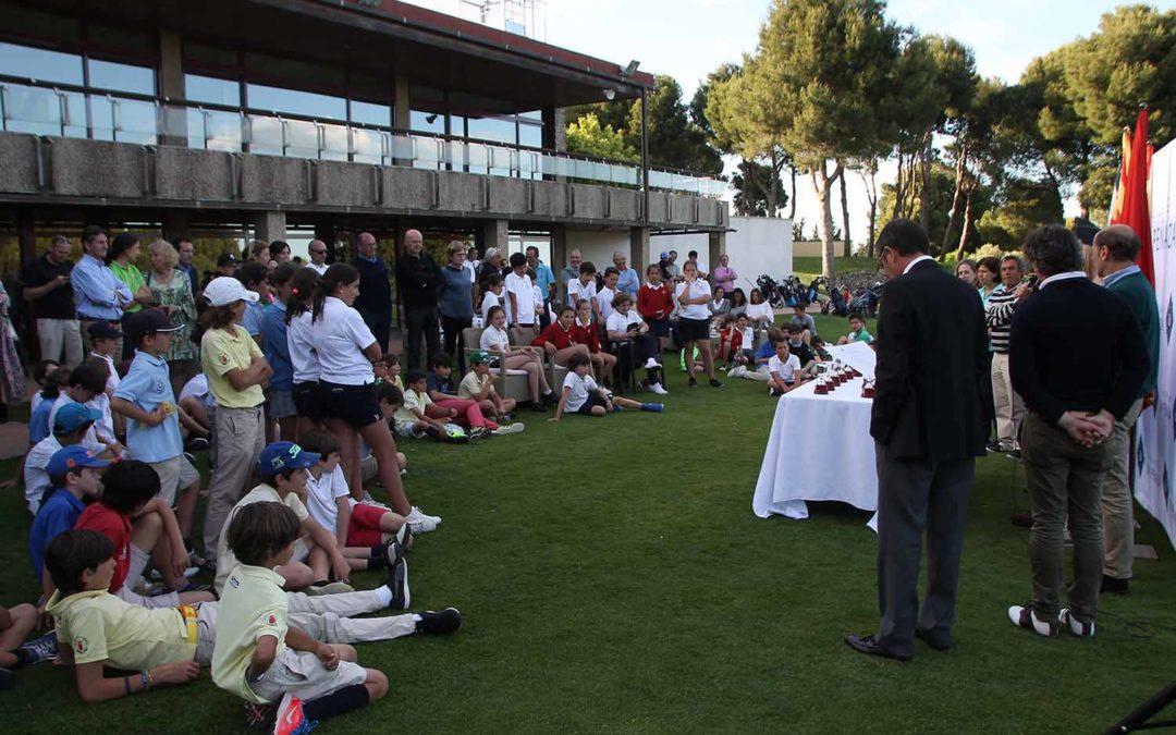 Éxito del Golf Juvenil Vasco en el XLIX Trofeo Guzman Bengoa