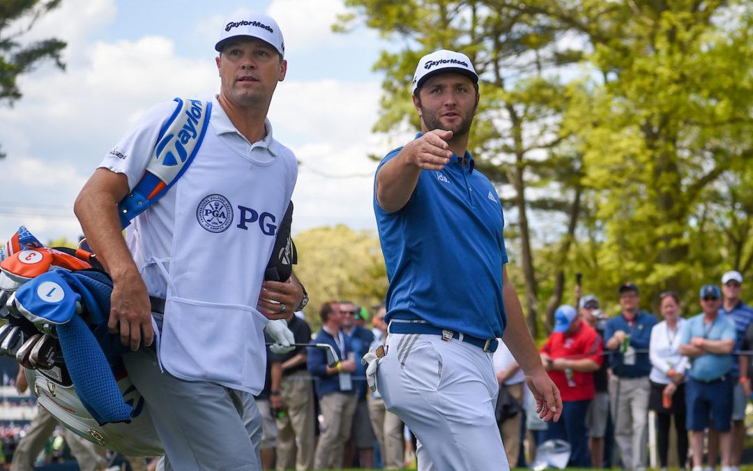 Buen arranque de Jon Rahm en el PGA Championship 2019