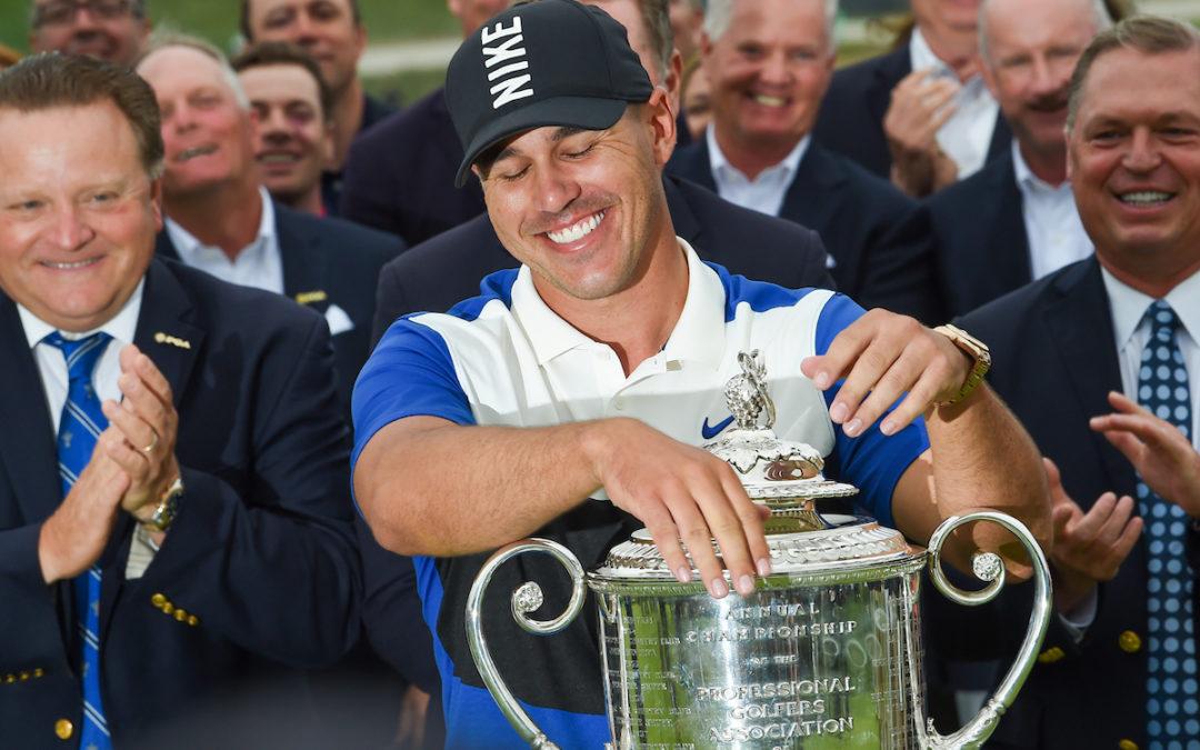 Brooks Koepka se adjudica el PGA Championship 2019