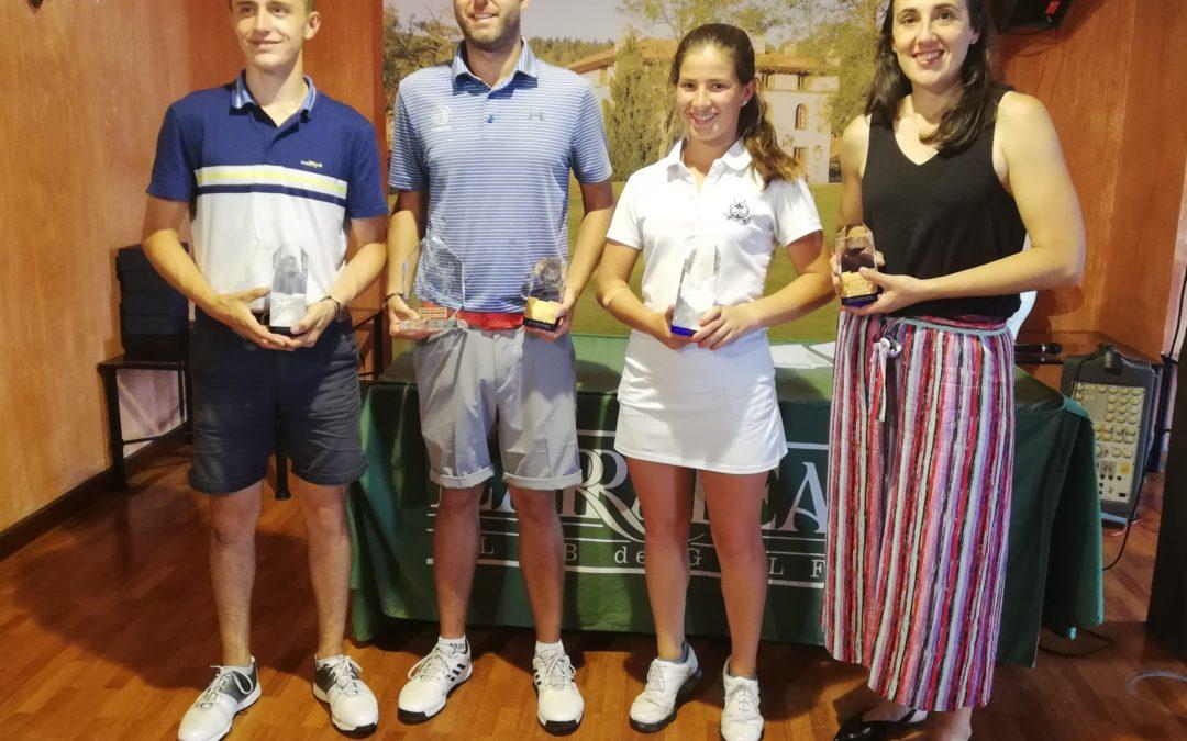 Diego Prat y Fernanda Gorostiaga se adjudican el título del Campeonato Absoluto de Larrabea