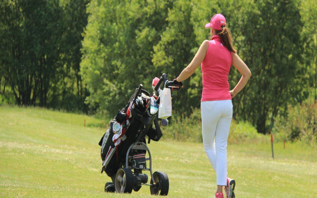 El País Vasco celebró con éxito el día Internacional de la Mujer Golfista