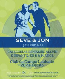 Vuelve al País Vasco el Circuito de Seve & Jon Golf 4 Kids