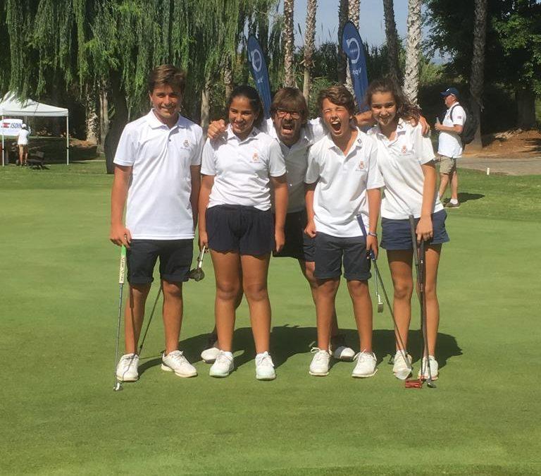 Top-10 de Jaizkibel y Basozabal en el Campeonato de España Interclubs Infantil