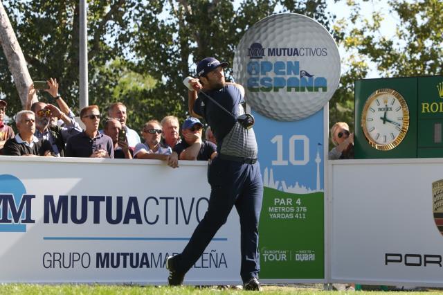 Jon Rahm, Adrian Otaegui y Jose María Olazabal presentes en el Mutuactivos Open de España 2019
