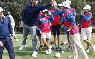 Sobre el Seve&Jon, los niños y los valores del golf