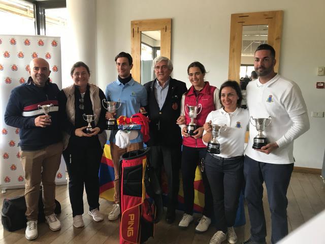 Irantzu Marquinez re-edita su título en la Gran Final del Circuito Nacional de 5ª categoría