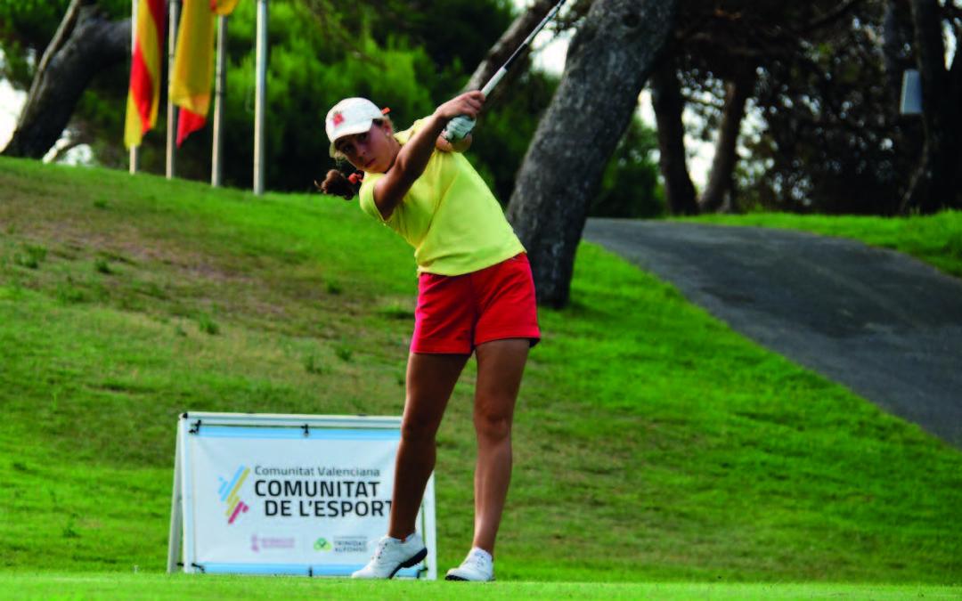 Mi Revista de Golf RFEG – Entrevista a Nieves Martin