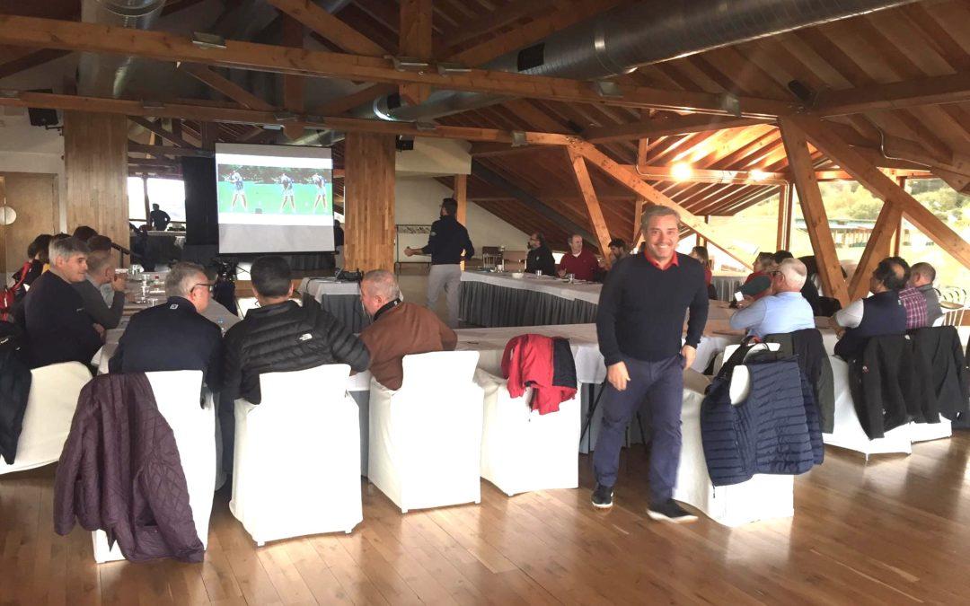 Curso de Formación para técnicos de golf en el País Vasco