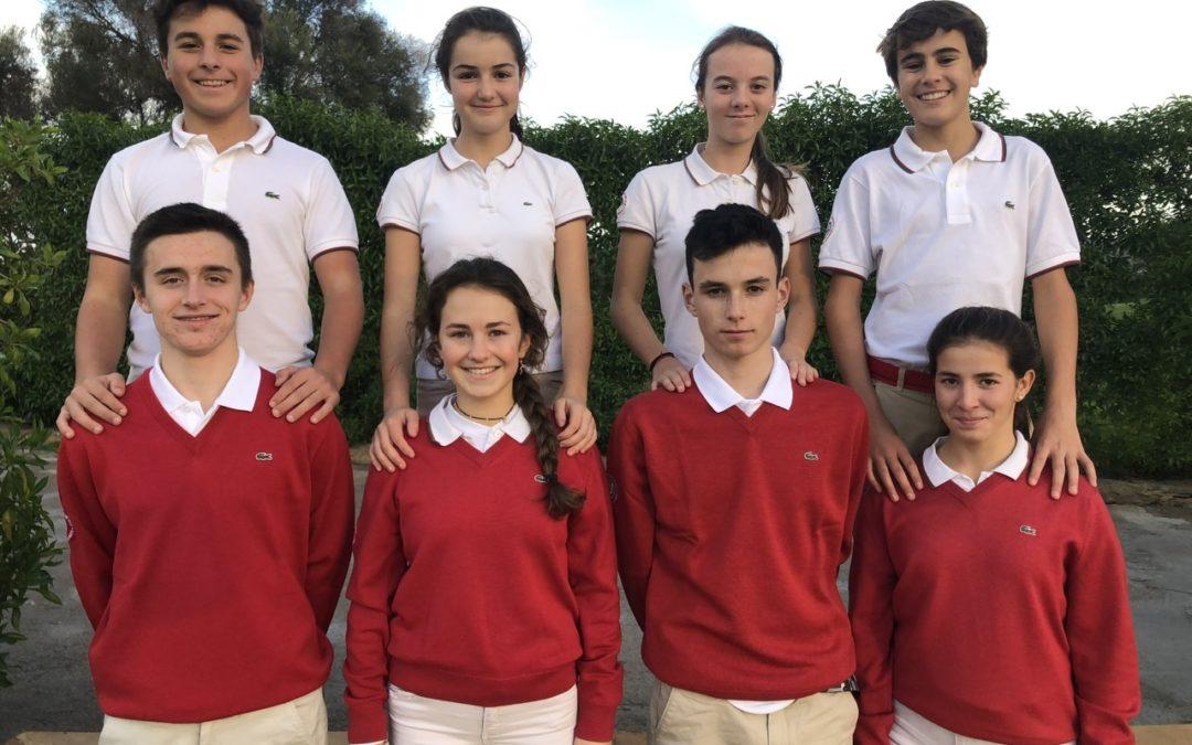 El equipo juvenil Vasco presente en una nueva edición del Cuadrangular Juvenil organizado por la Federación Balear