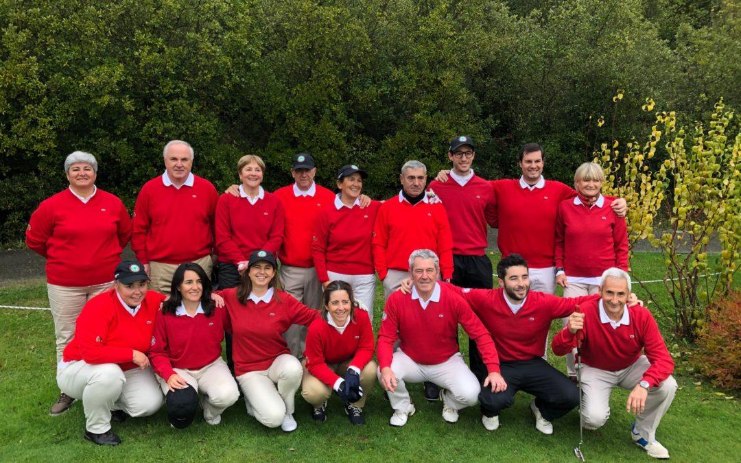 El equipo Navarro se impone al combinado vasco el la segunda edición del Match Amistiso «Senior» entre ambas comunidades