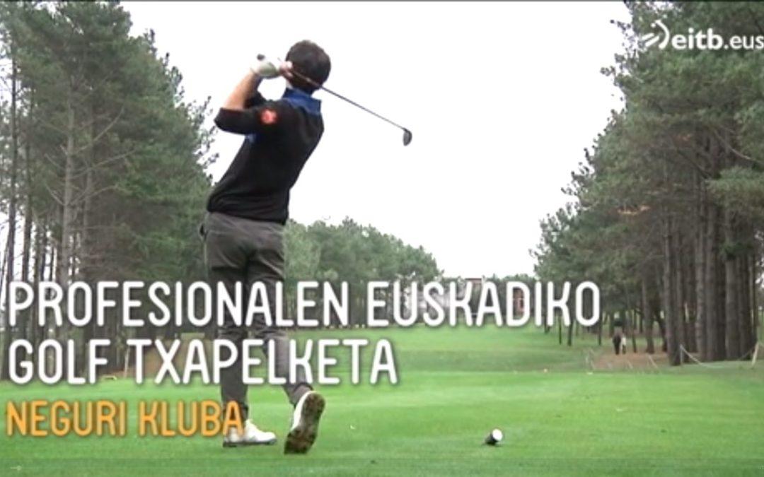 Video resumen – Campeonato del País Vasco de Profesionales