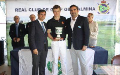Puesto entre los diez mejores de Joseba Torres en la Copa Andalucia Masculina