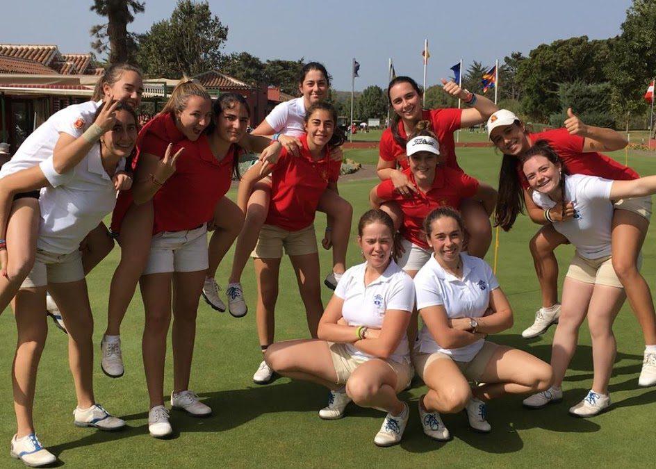 Natalia Aseguinolaza y Nieves Martin no superan el corte en la Copa de la Reina 2020 – Internacional de España Amateur Femenino