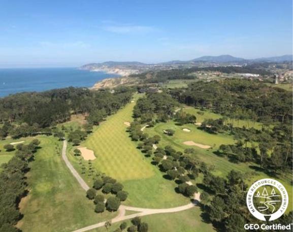 La Real Sociedad de Golf de Neguri obtiene el sello de certificación medioambiental GEO