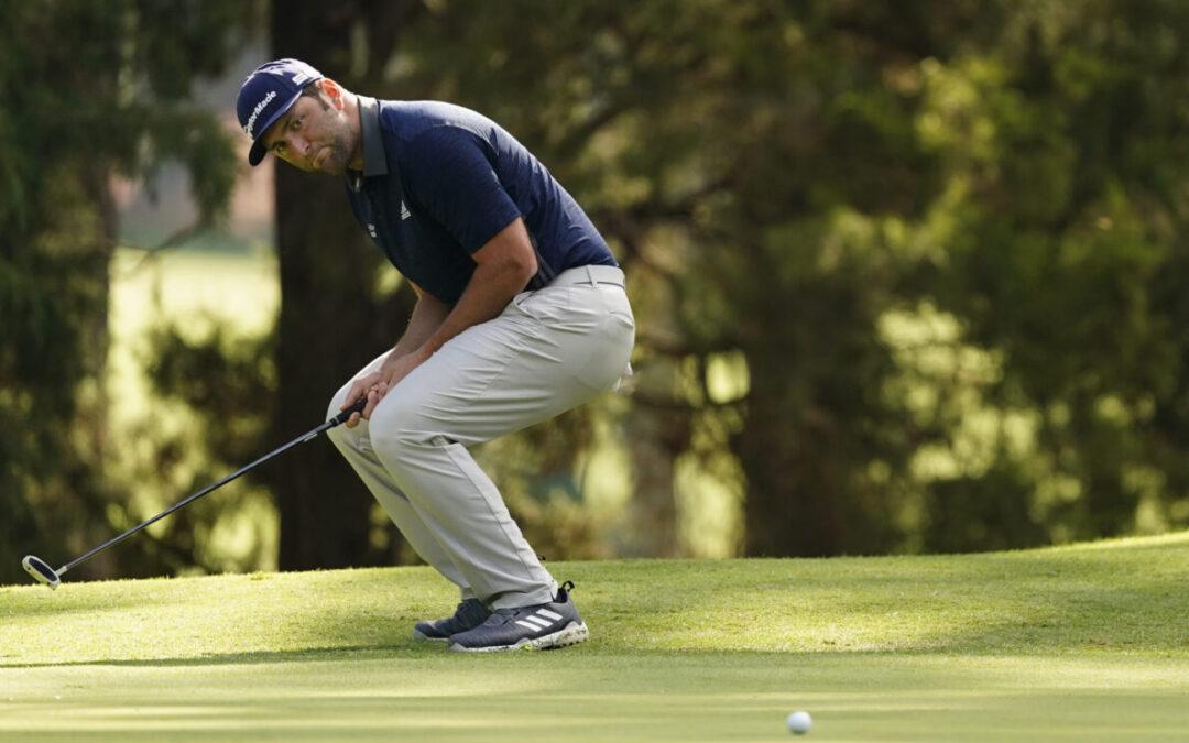Séptimo puesto final para Jon Rahm en el Masters de Augusta