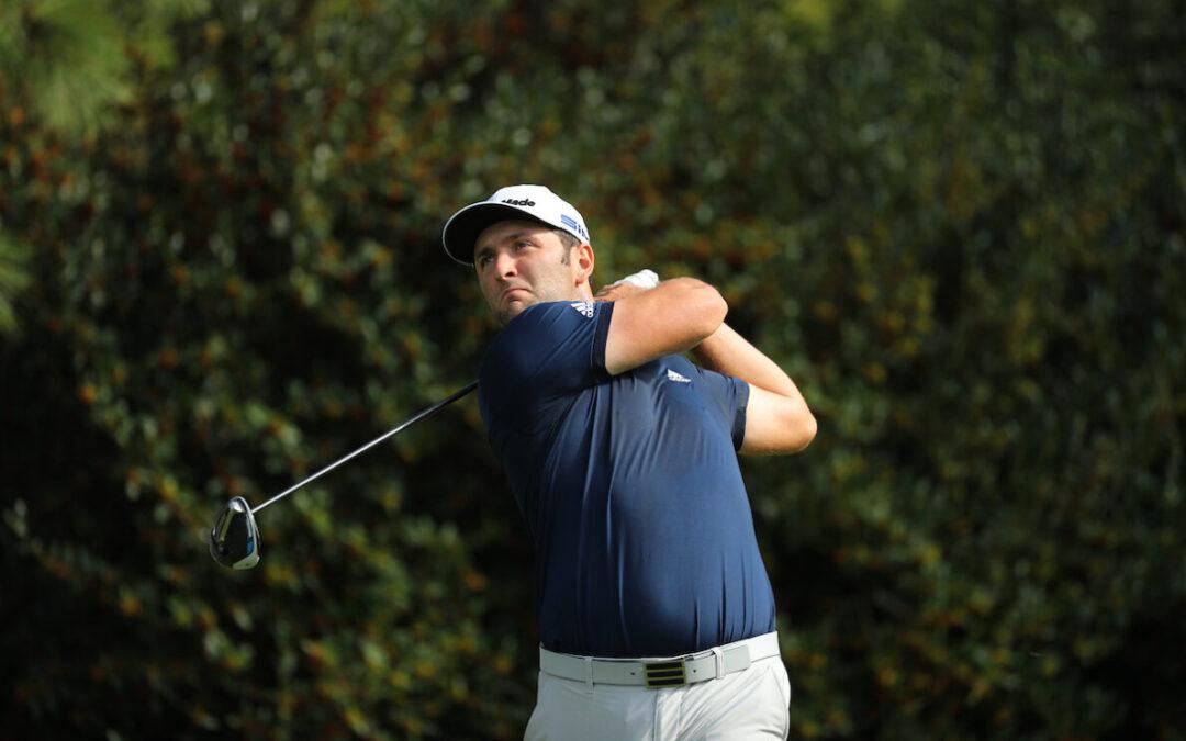 Buen arranque de Jon Rahm en el Masters de Augusta