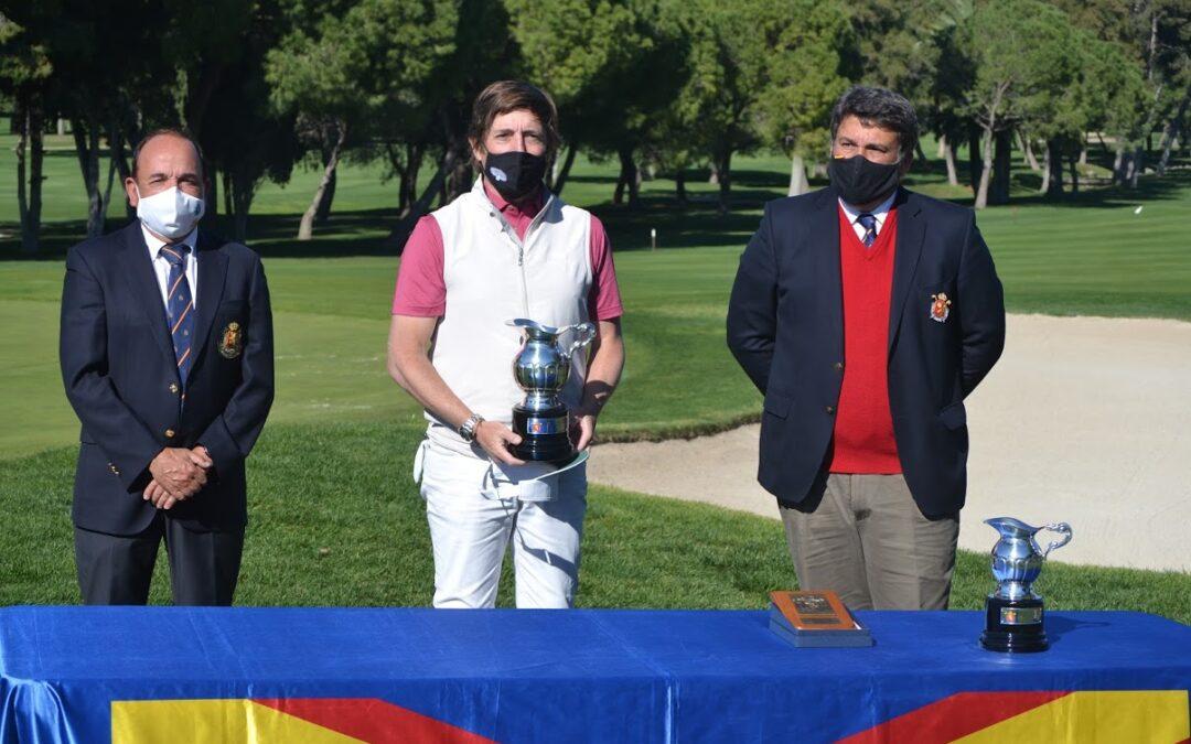 Discreta participación de los jugadores vascos en el II Puntuable Nacional Senior Masculino