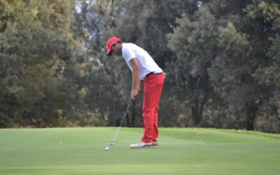 Joel Moscatel campeón de Madrid Masculino