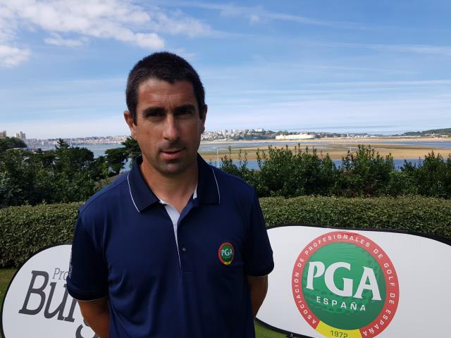 El vasco Ander Martínez, nuevo Presidente de la  PGA de España