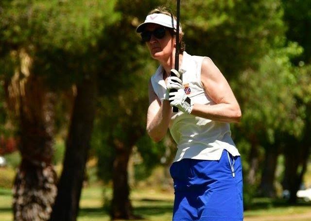 Séptimo puesto de Lourdes Barbeito en el Campeonato de España Senior Femenino