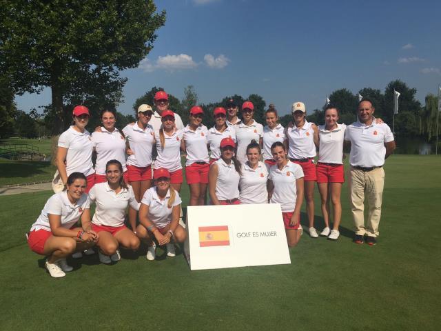 Siga los resultados de Paula Balanzategui y María Villanueva en el Campeonato de Europa Individual Femenino