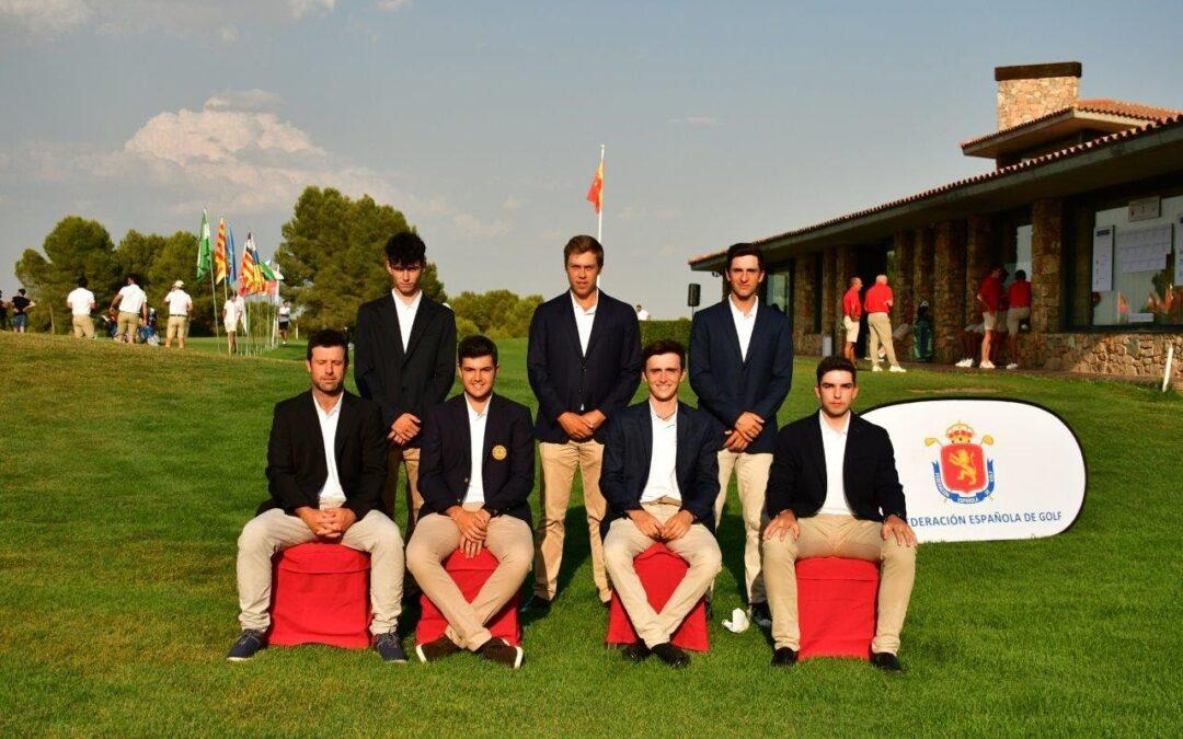 País Vasco finaliza en cuarta posición en el Campeonato de España de FFAA Absoluto Masculino