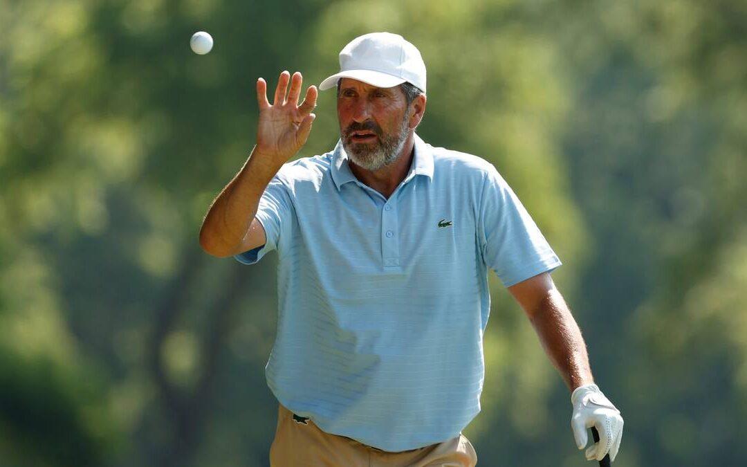 José María Olazabal presente en el Senior US Open
