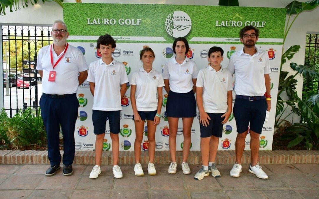 En juego el Campeonato de España Interclubs Infantil