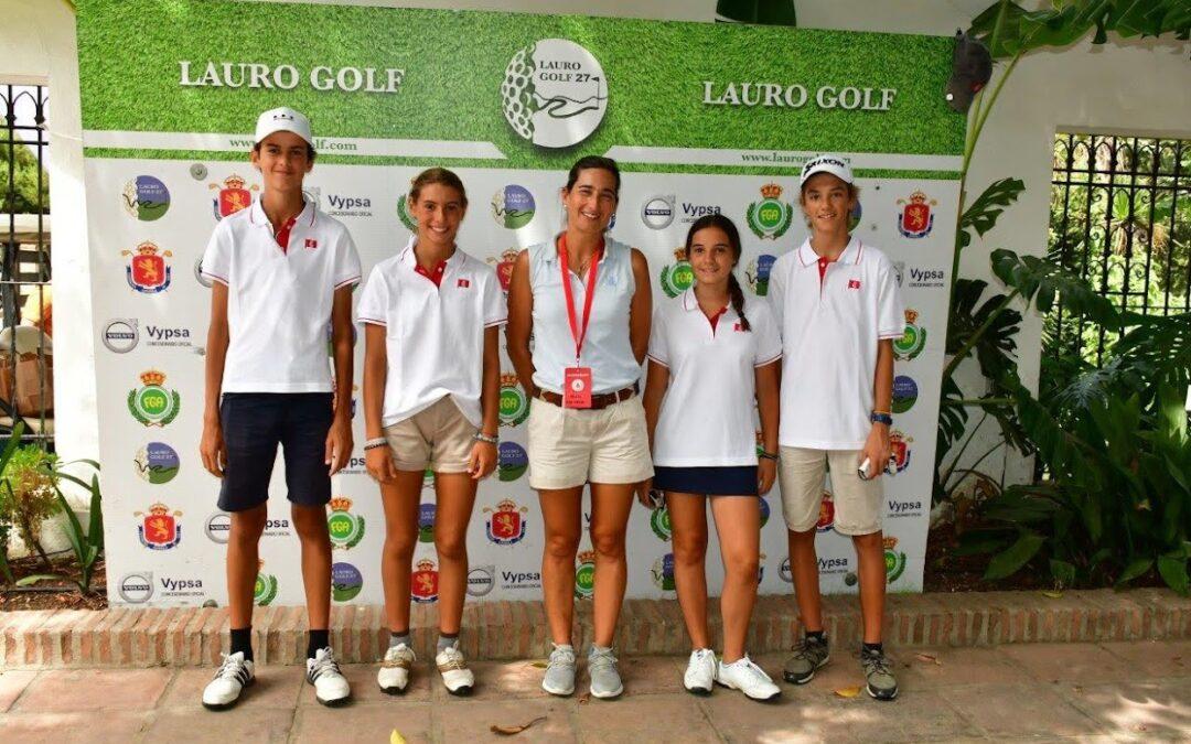Discreta actuación de los equipos vascos en el Campeonato de España Interclubs Infantil