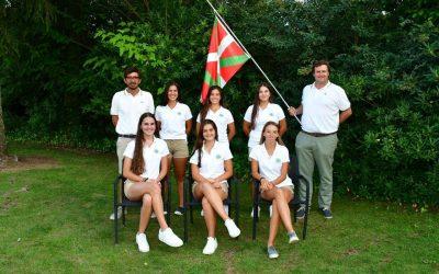 Quinto puesto del País Vasco en el Campeonato España de FFAA Sub 18 Femenino