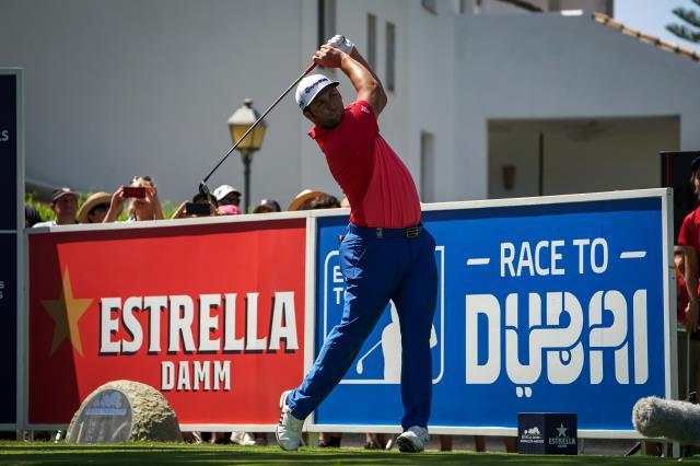 Siga los resultados en vivo de Jon Rahm y Adrián Otaegui en el Estrella Damm Andalucía Masters