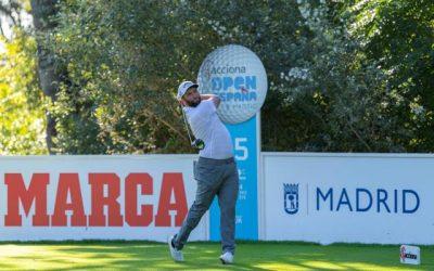 Resultados en vivo del Open de España