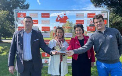 Gorostiaga, Latorre y Botaz amateurs invitadas en el Santander Golf Tour de Larrabea
